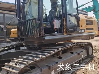 三一重工SY375H挖掘机