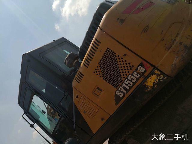 三一重工SY115C-10挖掘机