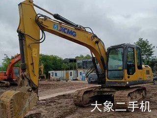 徐工GR135V挖掘机