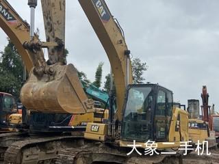 卡特彼勒新一代Cat®320GC液压挖掘机