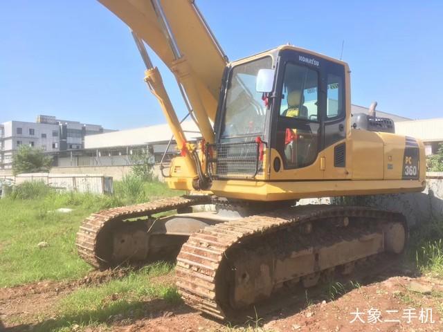 小松PC360-8M0挖掘机