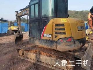 三一重工SY80C挖掘机