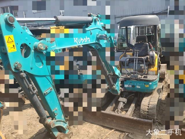 久保田 U-30-5 挖掘机
