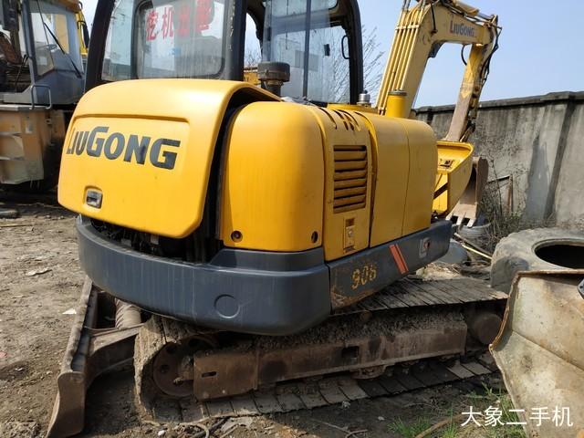柳工 CLG906D 挖掘机