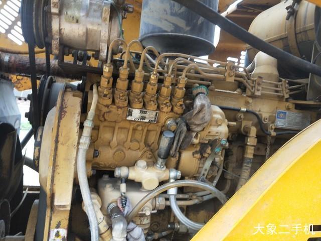 龙工 LG520B机械驱动 压路机