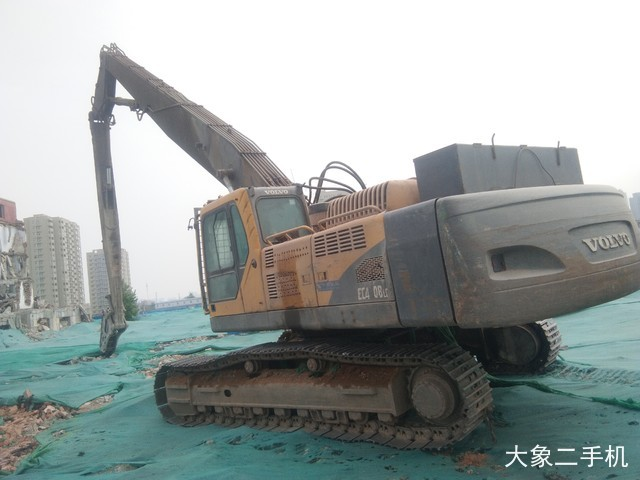 沃尔沃 EC380DL 挖掘机