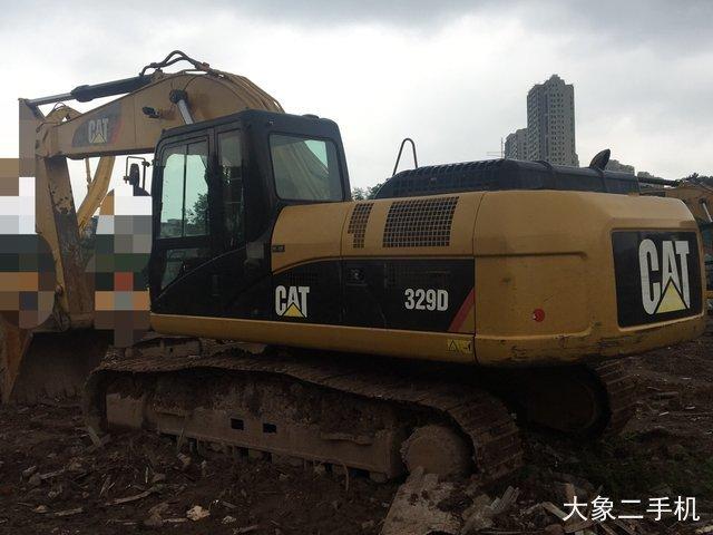 卡特彼勒 329D 挖掘机