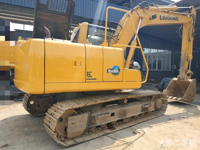 柳工 CLG915D 挖掘机