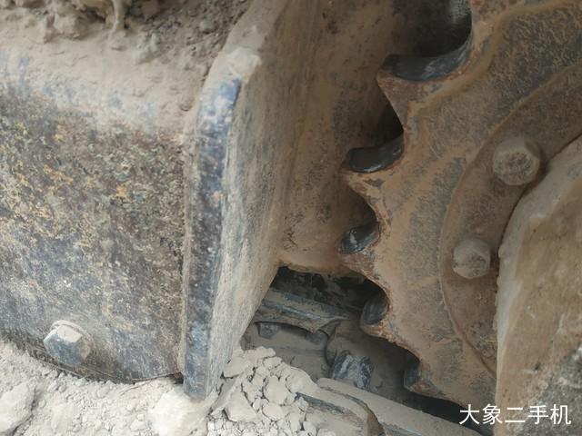 现代 R60-7 挖掘机